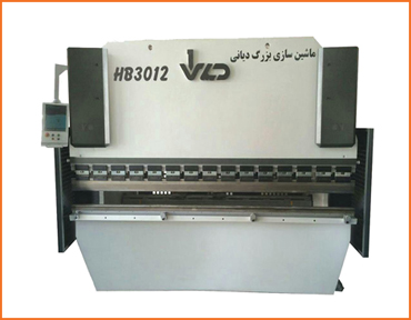 Hydraulic press brake(bender)